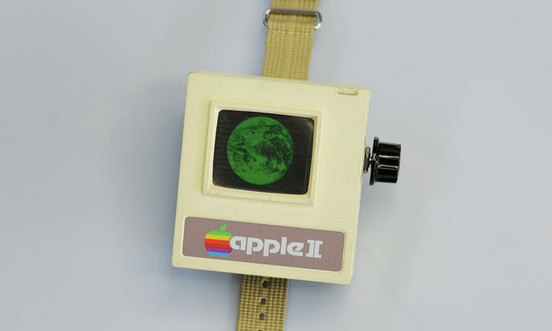 apple watch apple II instructables - 457989