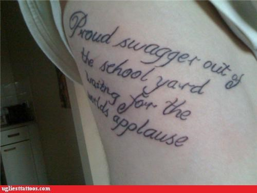 tattoos,swagger,funny