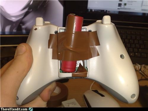 battery electricity tape video games - 4579945472