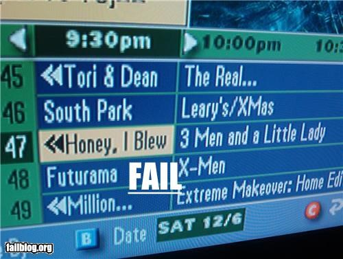 innuendo,juxtaposition,shows,television,tv guide
