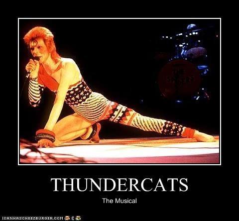 THUNDERCATS The Musical