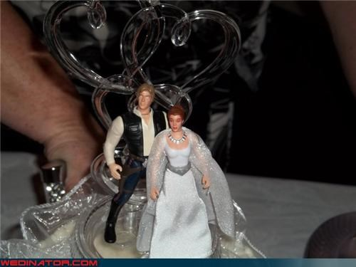cake toppers funny wedding photos star wars - 4580735232