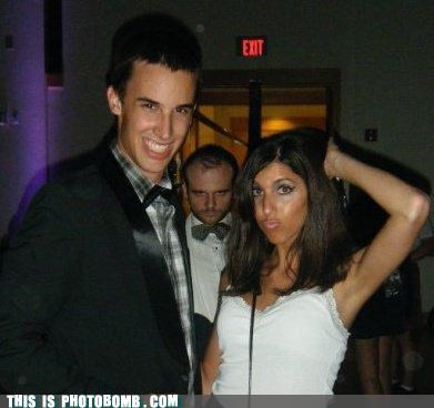 awesome Awkward blue steel duckface tux