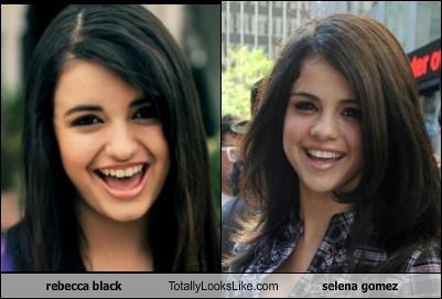 Rebecca Black Selena Gomez singers - 4580979968