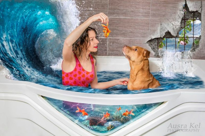 fantasy dogs photography - 4581125