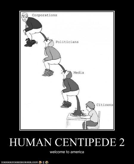 HUMAN CENTIPEDE 2 welcome to america