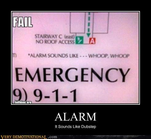 alarm dubstep Music whoop - 4582489856
