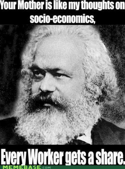 karl marx,Marxism,your mom