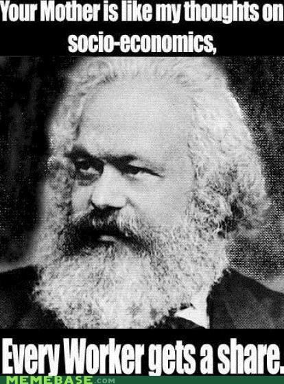 karl marx Marxism your mom - 4582491392