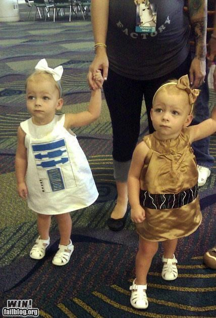 creepy,cute,droids,kids,nerdgasm,star wars