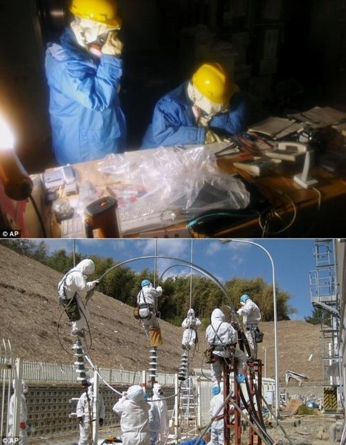 2011 Sendai earthquake Fukushima Daiichi Nuclear Crisis Photo Series - 4582645248