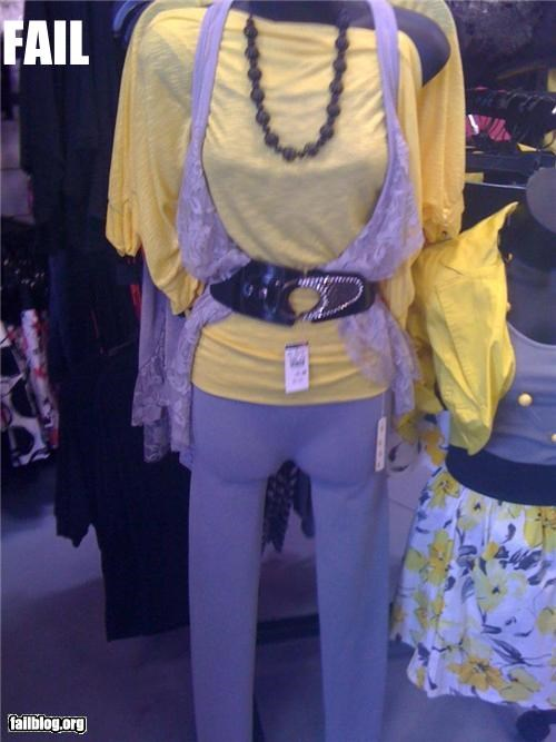 backwards,clothes,confusing,failboat,g rated,mannequin,store