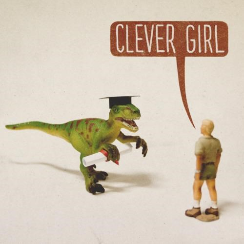 Aled Lewis Art Project jurassic park toy story - 4582931200