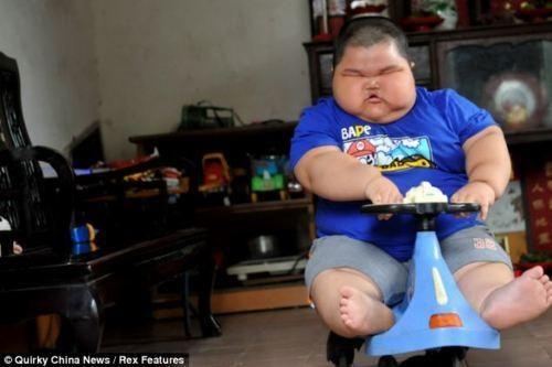 Childhood Obesity Human Interest Story tearjerker - 4583124992