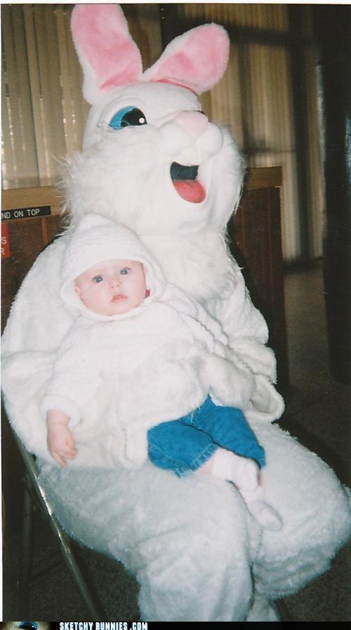 Babies costume creepy - 4583975936