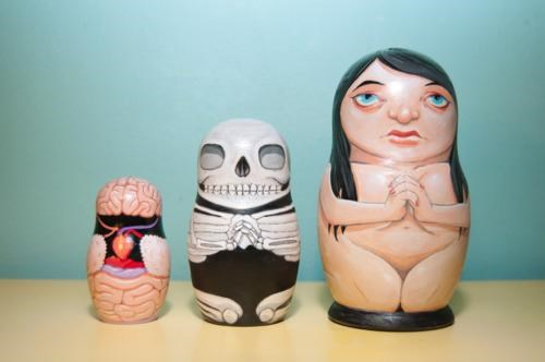 Jason Levesque,nesting dolls