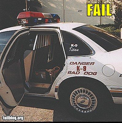 classic dogs failboat g rated k-9 pets police - 4585004288