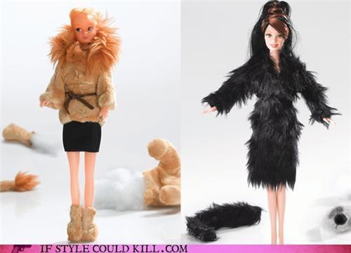Barbie cool accessories fur - 4586045440
