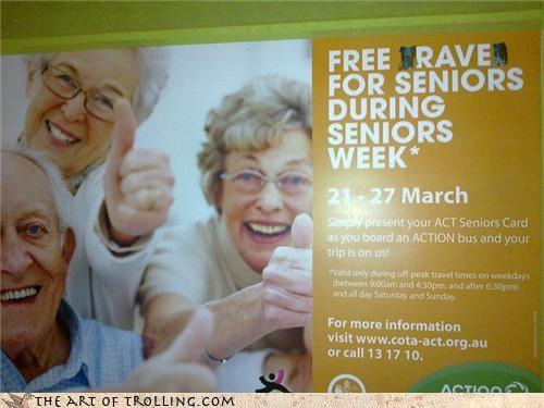 gramps gumdrop IRL let the beat drop old people rave - 4586468608