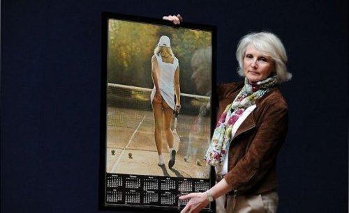 Fiona Walker,Martin Elliot,Tennis Girl