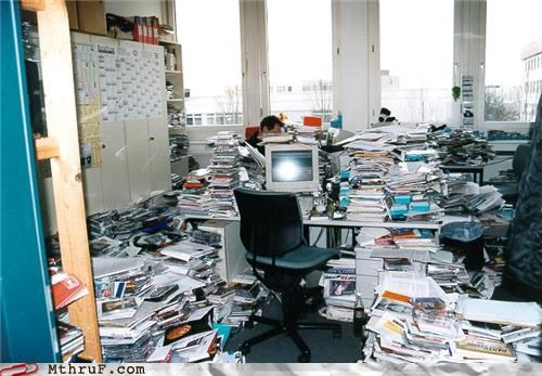 Office,overworked,scary,stack,work