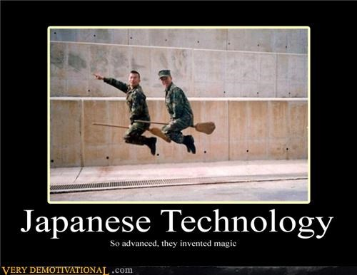 brooms,flying,Japan,magic