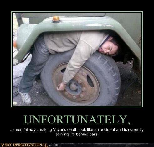 dead tires unfortunately wheel well - 4587370752