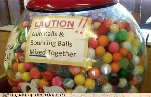 25 cents a quarter Bouncy Balls brother for sale gumballs gumdrops IRL jawbreakers - 4587725312