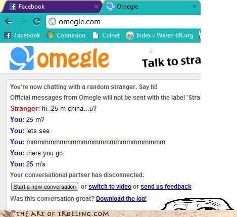asl China m male Omegle u mad - 4587769856