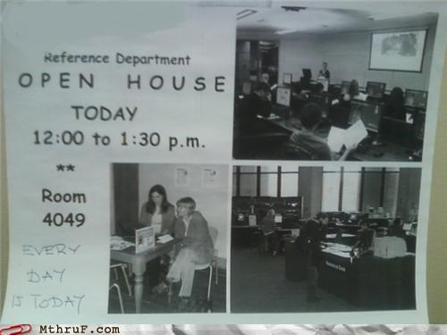 open house signs timeliness today - 4588265472