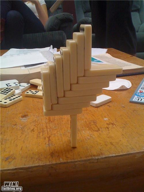 art balance Dominoes package post science - 4588612608