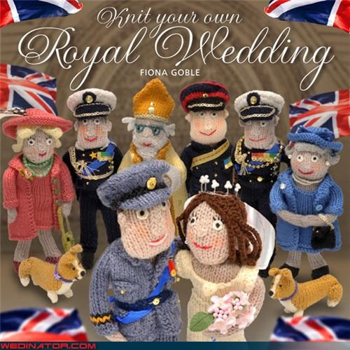 crafts funny wedding photos kate middleton prince charles royal wedding Royal Wedding Madness - 4588883200