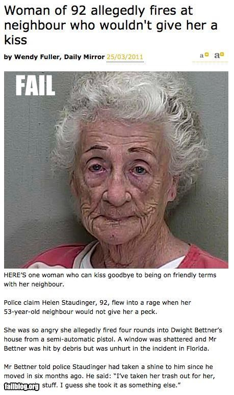 confused failboat fliritng old people overreaction Probably bad News - 4588956928