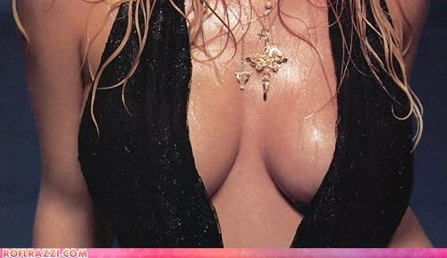 bewbs celeb cleavage guess who sexy - 4588977152