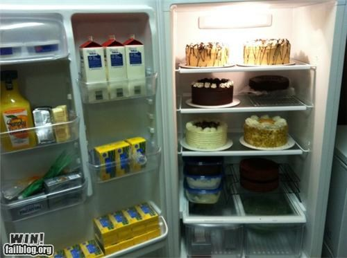 cake food fridge this-is-why-youre-fat usa - 4589104128