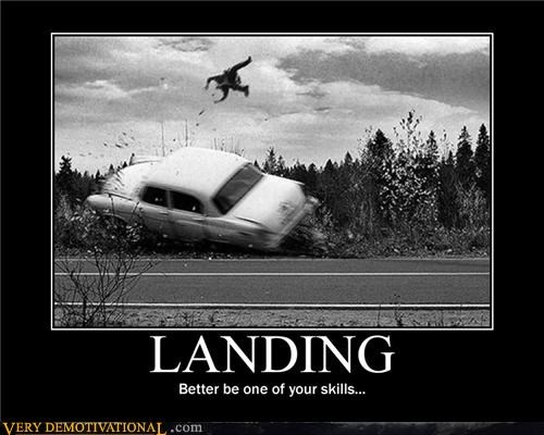 car landing skills thrown wtf - 4591323904