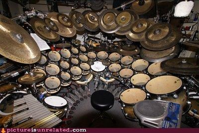 crazy,drums,lots,OverKill 9000
