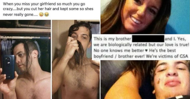 creepy terrible boyfriends on facebook
