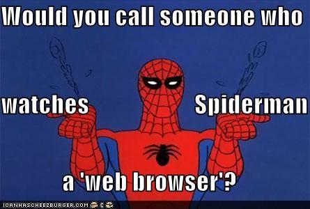 animation funny Spider-Man - 4593750784