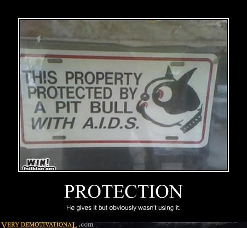 aids dogs protection sign - 4594153728