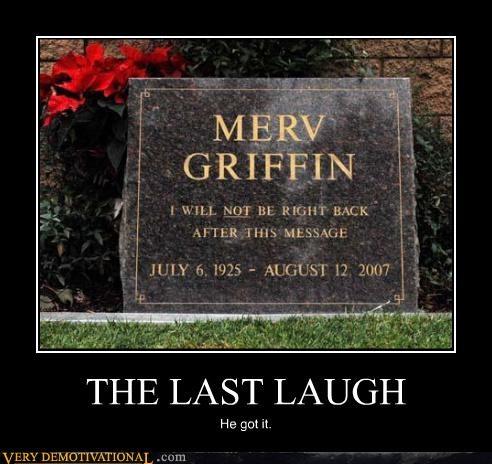 merv griffin tombstone - 4594174720