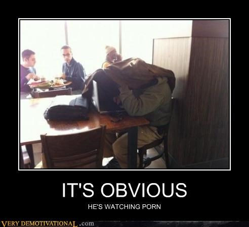 cafe hiding jacket laptop pr0n - 4595009536