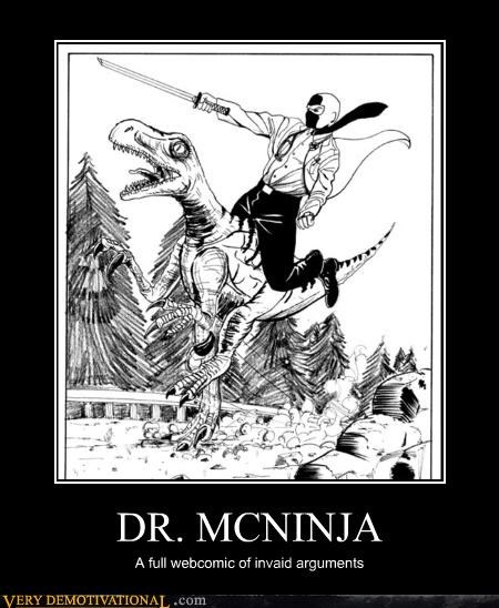 dr-mcninja,Invalid Argument,web comic