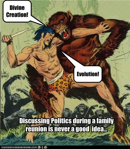 animals ape art funny illustration politics tarzan - 4597498112