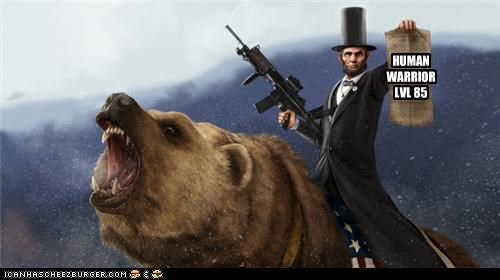abraham lincoln,political pictures,world of warcraft