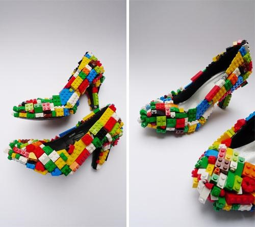 bricks,geek fashion,geek style,Lego high heels,legos,sexy times,Toyz,want