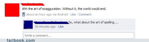 facepalm,make your own fail,spelling