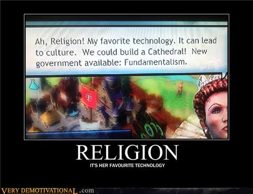 religion,technology,video games