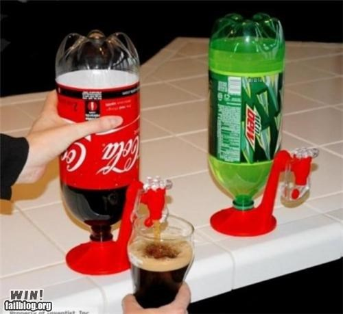 awesome product drinking invention soda - 4598510592