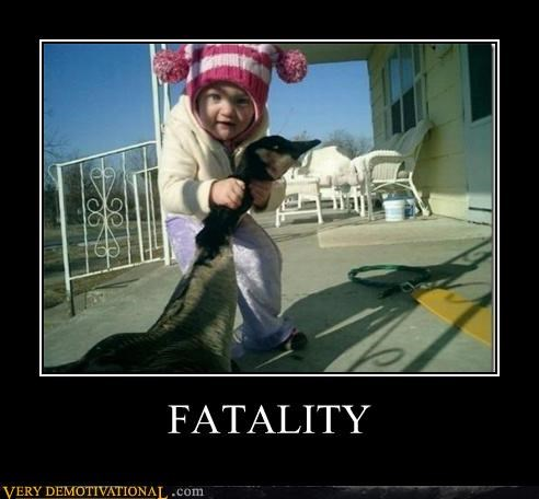 animals,fatality,goose,kid